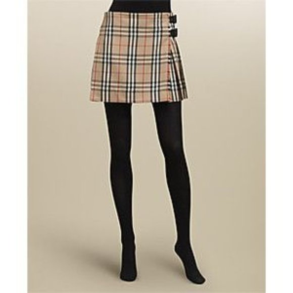 100% Authentic Burberry London Classic Skirt